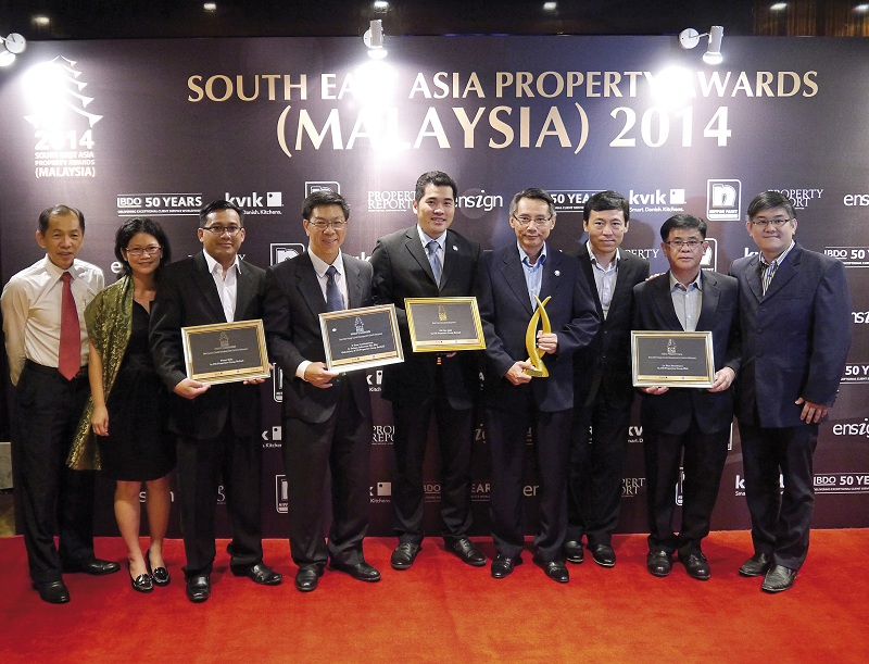 Awards Winning Properties Developed by IOI Properties Group