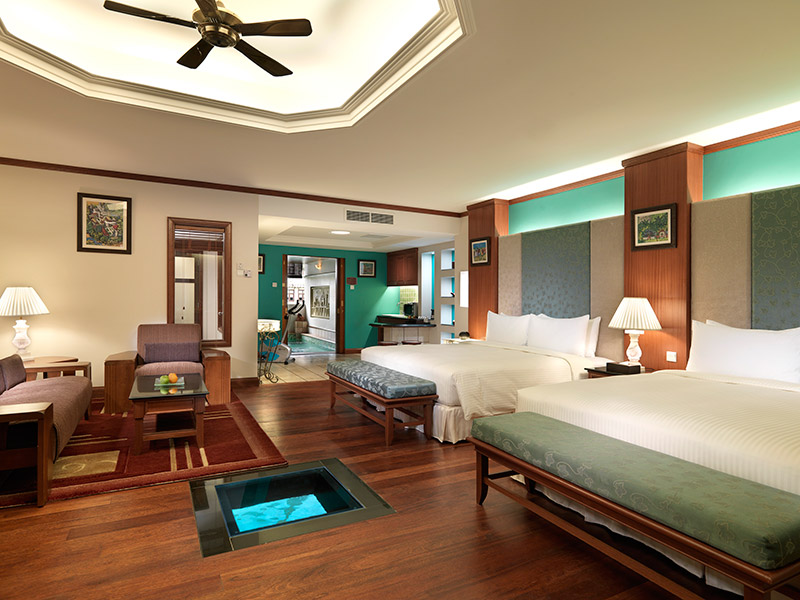 Grand Pool Villa Lower Unit