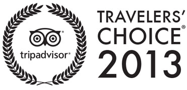 Travelers' Choices 2013