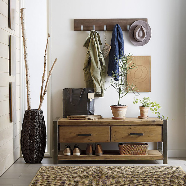 entryway shoes rack