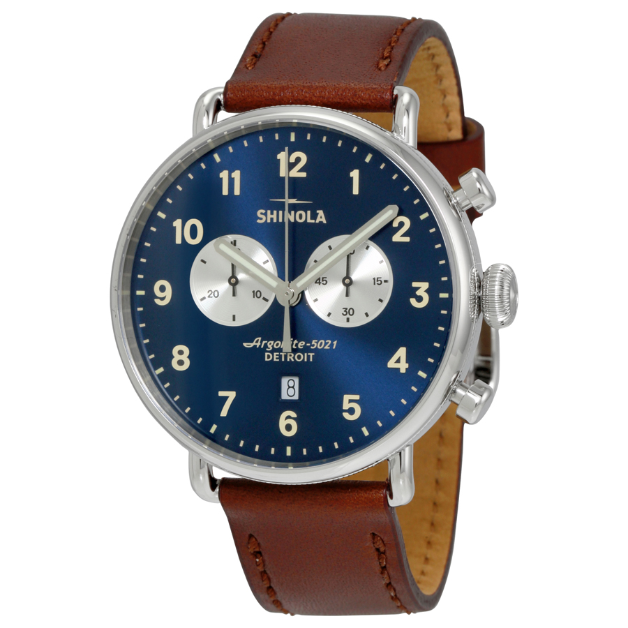 Shinola is a relatively new brand in the market